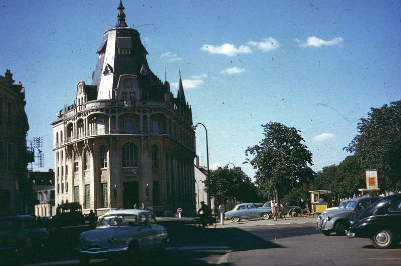 Chartres, 1959