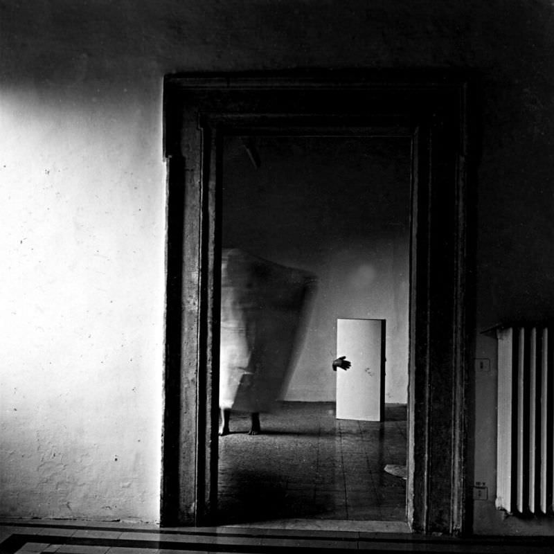 From Angel Series, Rome, Italy, September 1977