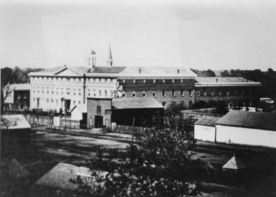College of Notre Dame, 1868.