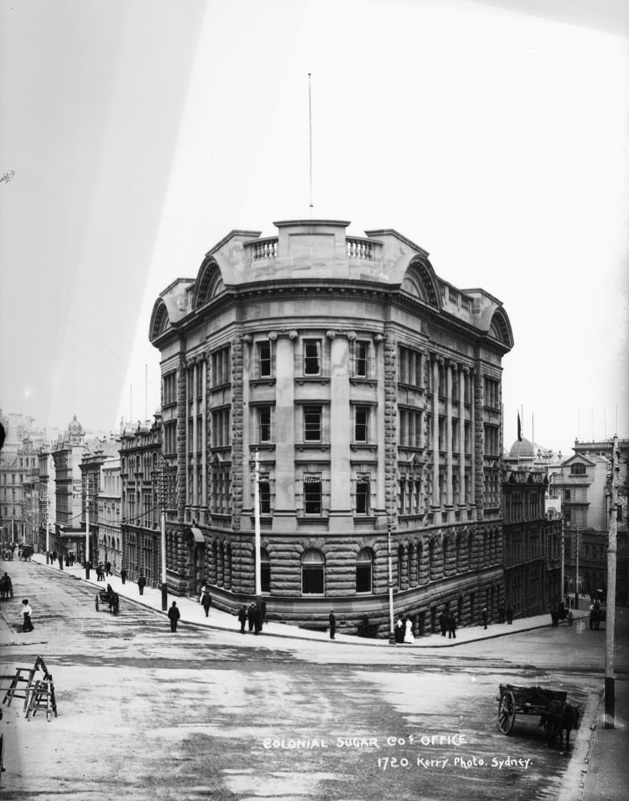Colonial Sugar Co. offices