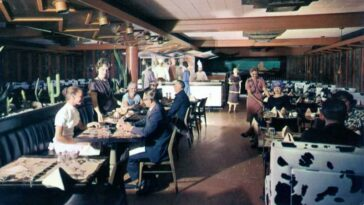 Chicago restaurants 1950s and 1960s