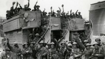 London Buses during WWI
