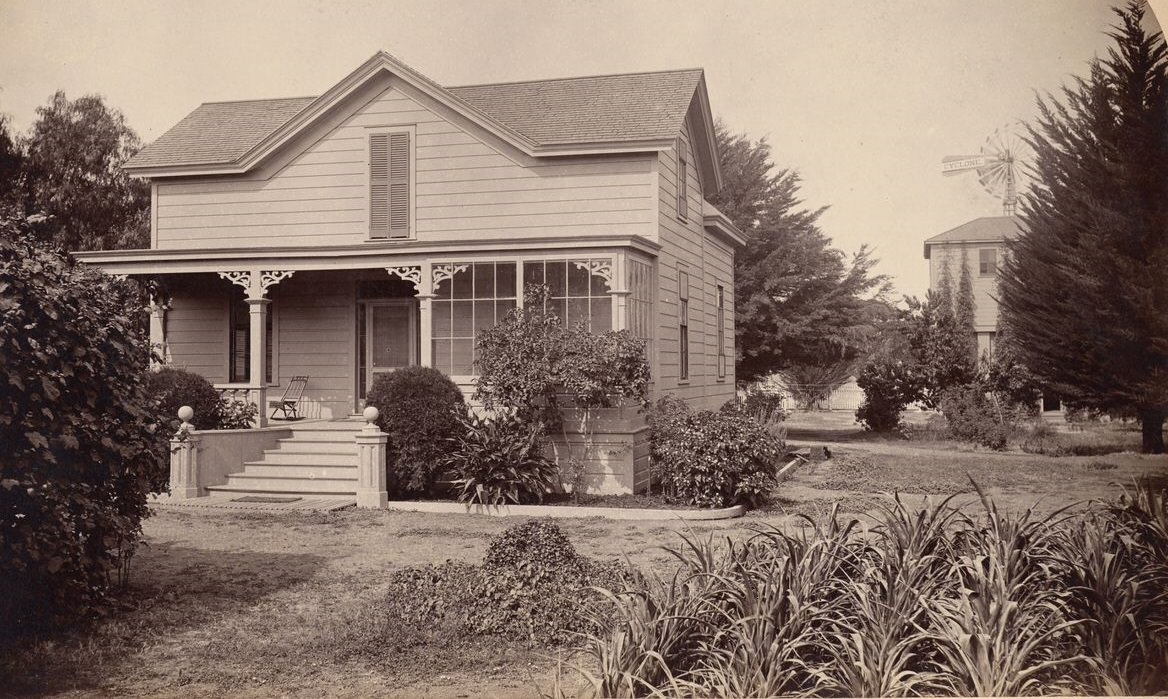 What San Mateo looked like in the late-19th Century Through Historical Photos