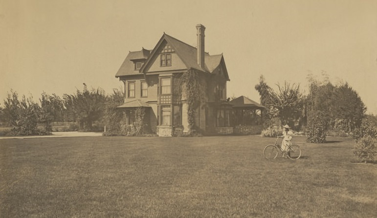 Bakersfield late-19th century
